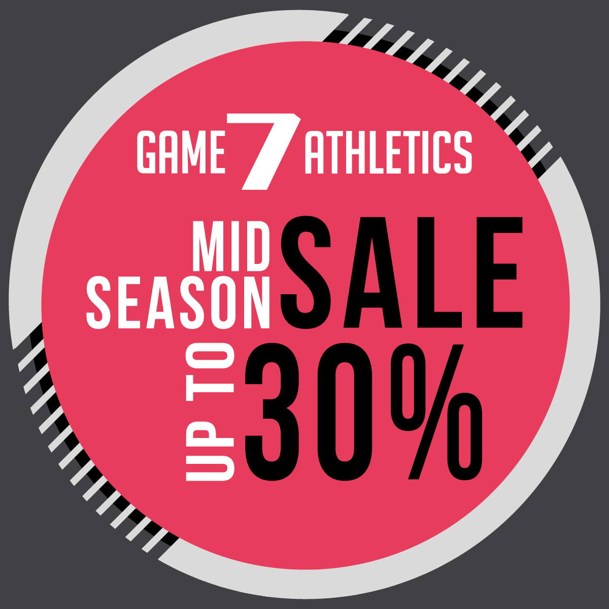 Mid season up to sale 30%